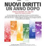 Nuovi Diritti: un anno dopo